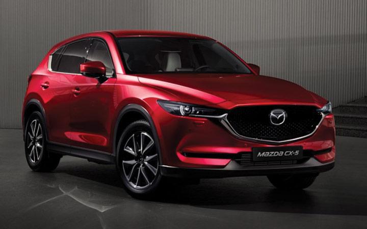Новая Mazda CX-5 2018-2019 года