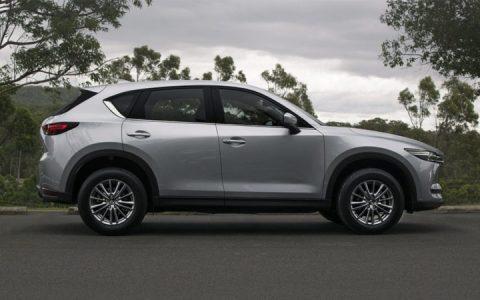 Обновленная Mazda CX-5 2019