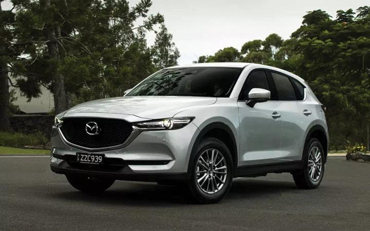 Mazda cx-5 2019 года - КалендарьГода рекомендации