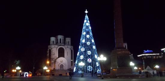 Новый 2019 год в Калиниграде