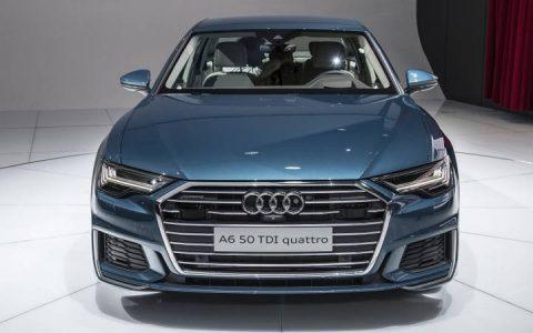 Премьера Audi A6 2019