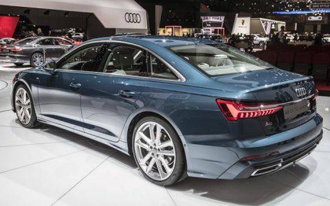 Новая Audi A6 2019