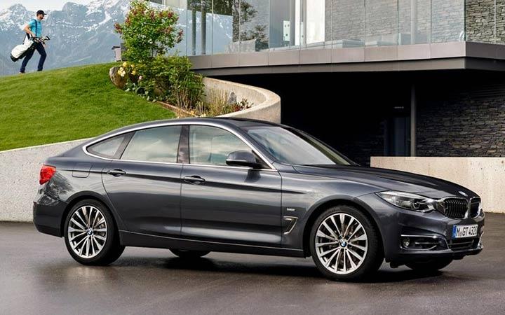 Седьмая генерация BMW 3 series