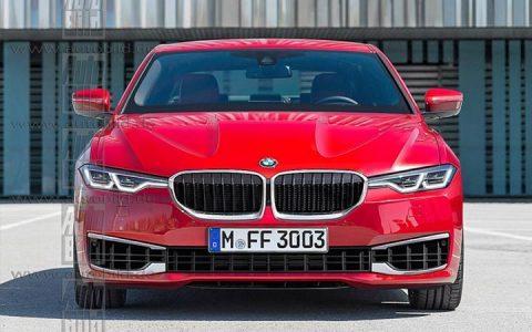 Экстерьер BMW 3 series 2018-2019