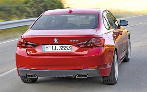 Экстерьер нового BMW 3 series 2018-2019