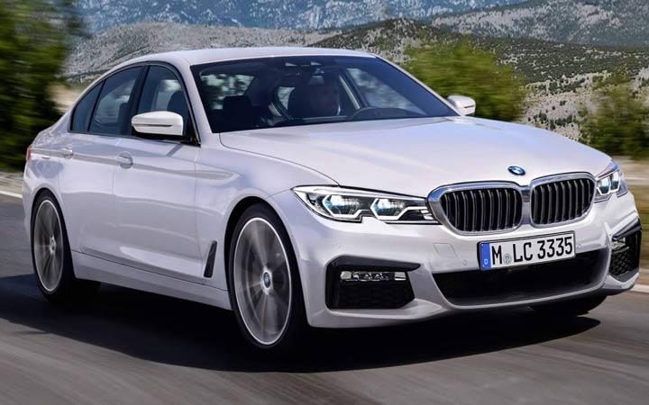 Обновленный BMW 3-series 2019