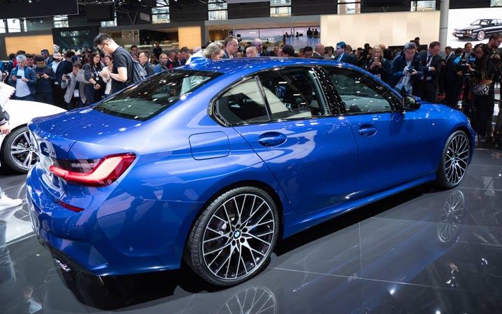 Технические характеристики BMW 3-series 2019 года