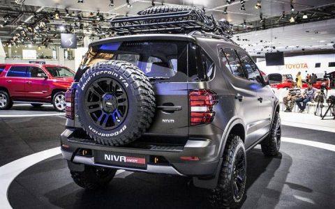 Премьера Chevrolet Niva 2