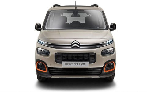 Экстерьер Citroen Berlingo 2019