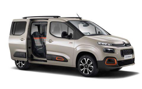 Новый кузов Citroen Berlingo 2019