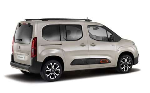 Новый дизайн Новый Citroen Berlingo 2019