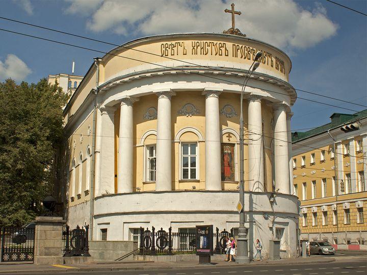 Храм при Московском университете