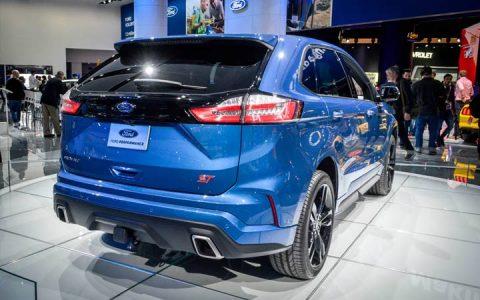 Презентация Ford Edge 2019