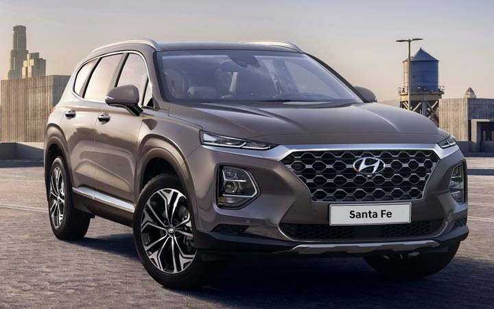 Hyundai Santa Fe 2018-2019