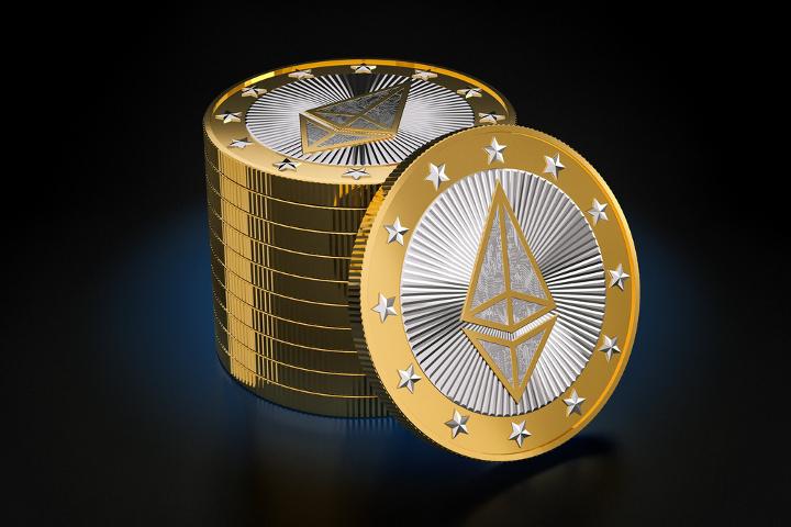 монеты ethereum