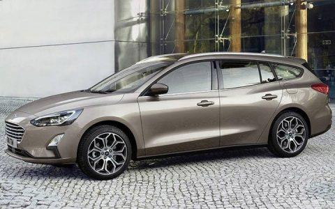 Новый Ford Focus универсал 2019 года