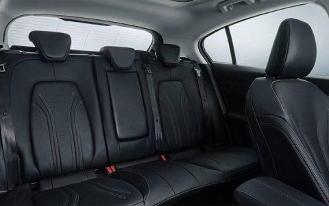 Салон нового Ford Focus 2018-2019 года