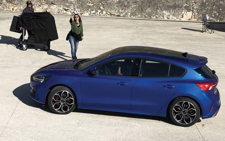 Хэтчбек Ford Focus 2019