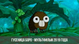 Аниме Гусеница Боро 2019 года