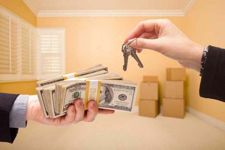 обмен долларов на ключи