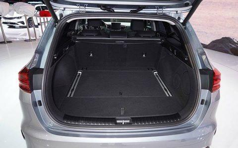 Багажник Kia cee'd универсал 2019