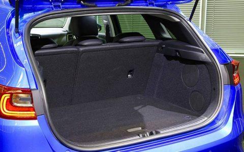 Багажник Kia cee'd хэтчбек 2019
