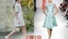 Модные модели платьев 2018-2019 года