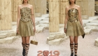 Модные платья от Диор 2018 года