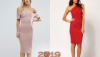 Стильное платье 2019 года