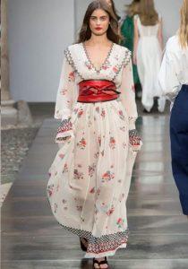 Платье А-силуэта 2018-2019