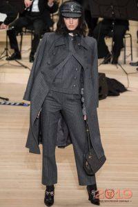 Модное пальто Шанель 2019 год