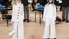 Модные луки от Шанель показ осень-зима 2018-2019