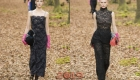 Модное платье от Chanel зима 2018-2019