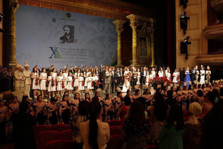 Музыкальный конкурс Чайковского