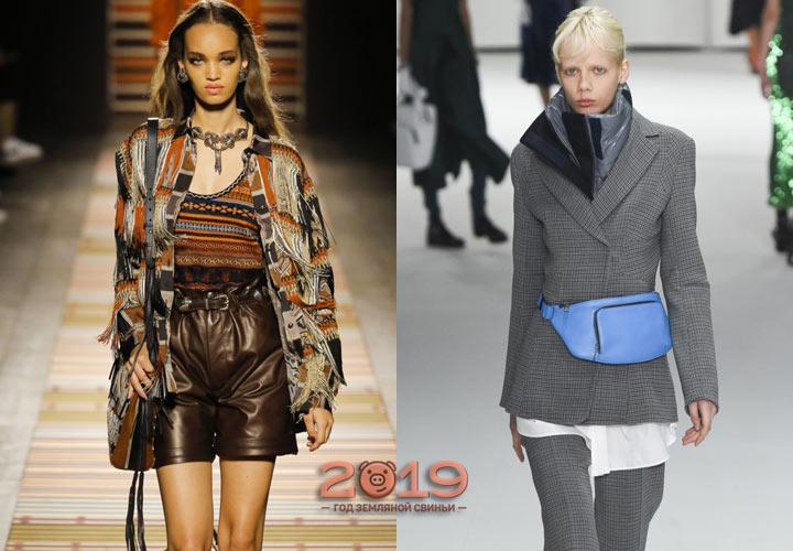 Жакеты мода 2018-2019