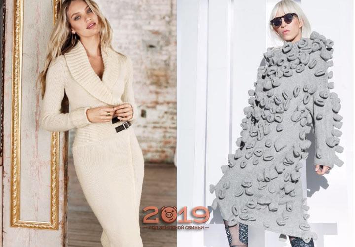 93b743862872 Модный трикотаж осень-зима 2018-2019 | фото, мода
