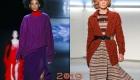 Модные вязаные вещи 2018-2019 года