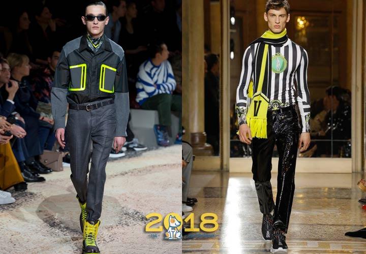 Модный спорт-шик 2018-2019
