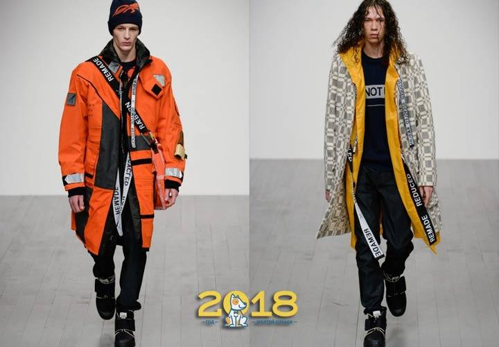 Уличный стиль в мужской моде