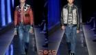 Кожаная куртка в ковбойском стиле мода 2019