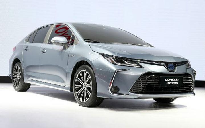 Технические характеристики Toyota Corolla Prestige 2019