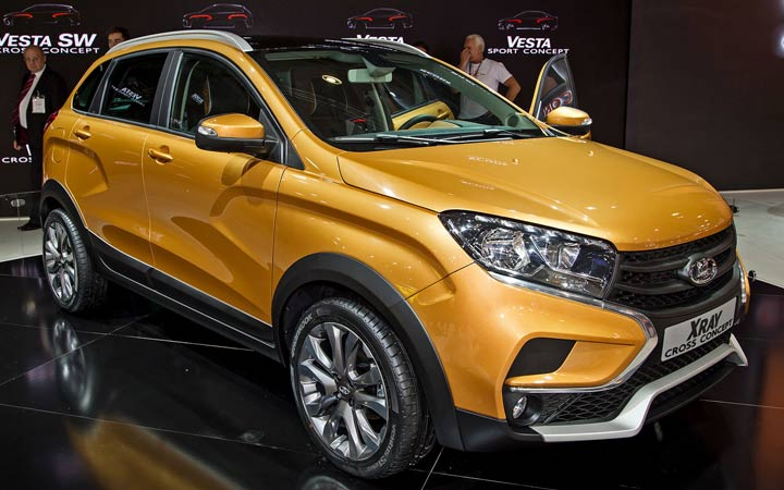 Новая Lada Kalina 2019 - фото, характеристика, цена в 2019 году