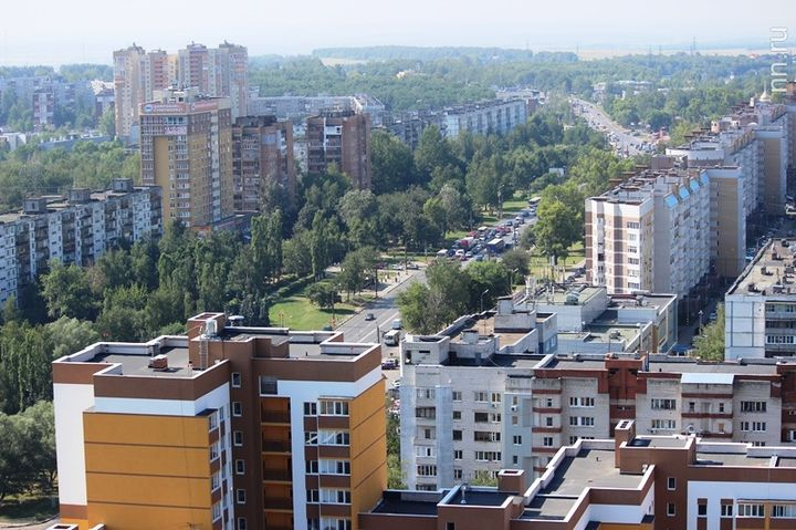 Новостройки Нижнего Новгорода