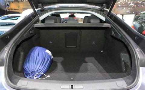 Багажник Пежо 508 2019
