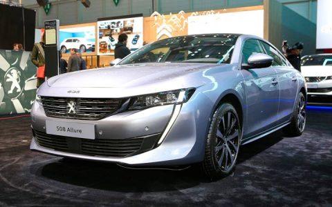 Презентация Peugeot 508 2019