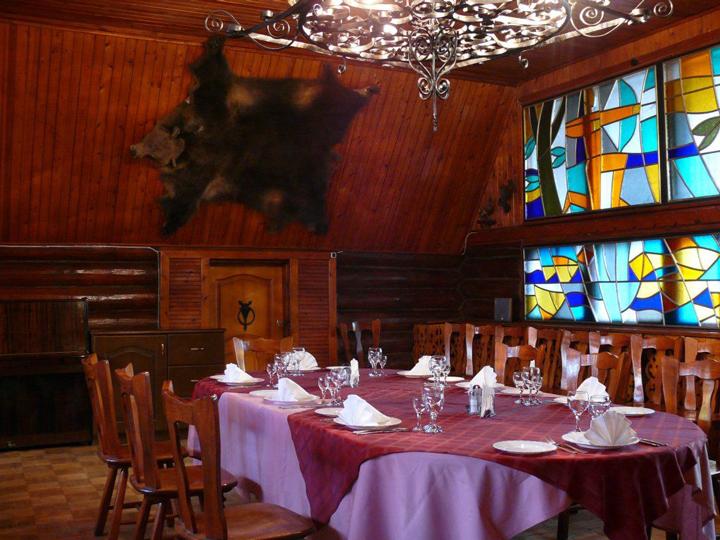 Ресторан Берендеевка