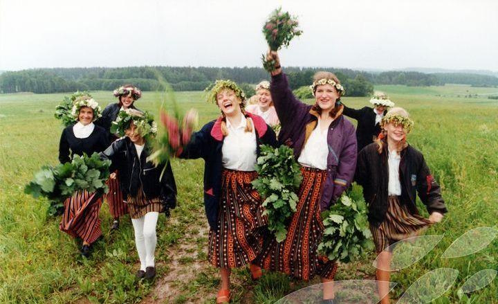 Янов день Латвия