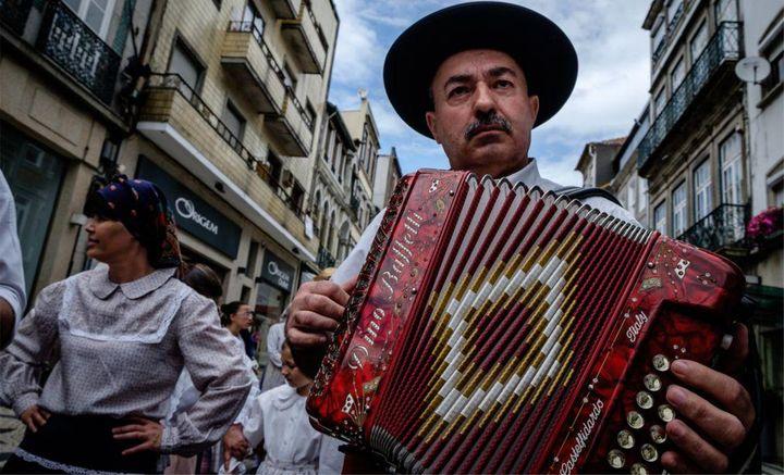 День святого Иоанна в Португалии