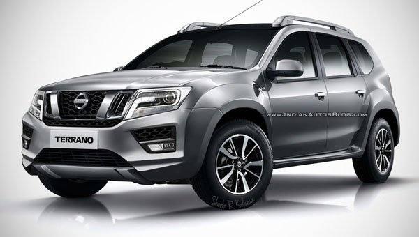 Новый Nissan Terrano 2018-2019 года