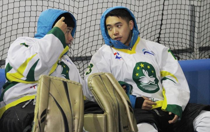 Хоккей в Азии